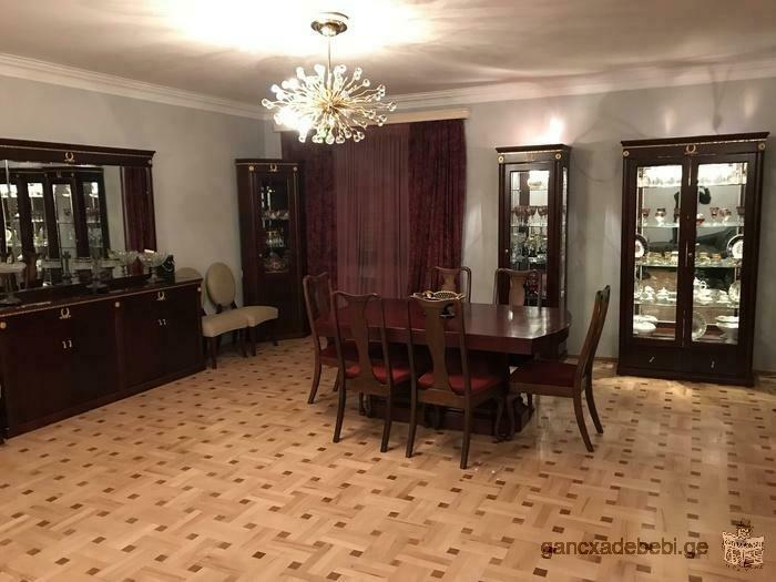 167 sq.m. 6-room apartment for sale in Nadzaladevi with a high quality refurbishment