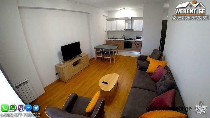 2-Room Newly Renovated Apartment For Rent At M2 Hippodrome 2
