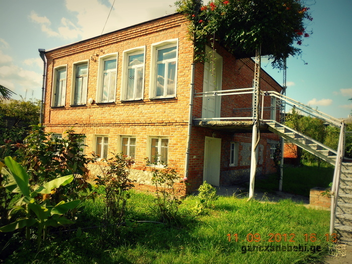 2-storey furnished house for sale for $ 37,000.