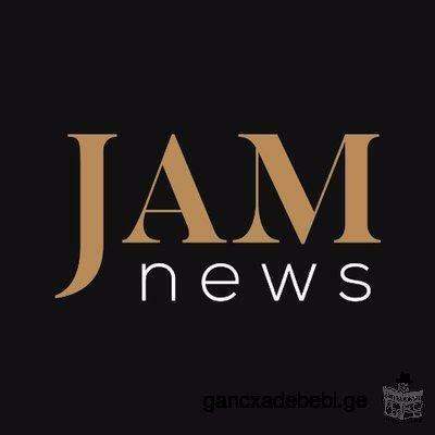 Advertising with online media portal JAMnews