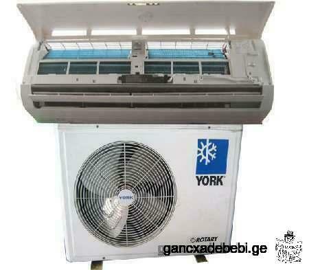 Air conditioner repair - installation