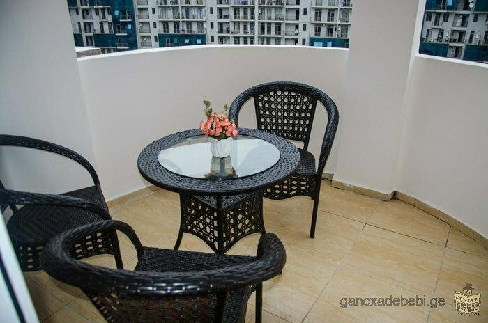 Apartment on Gorgiladze near Macdonald's and Batumi Mall