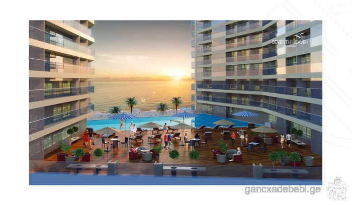 Apartments in a new project from HGroup SEVEN HEAVEN Residence