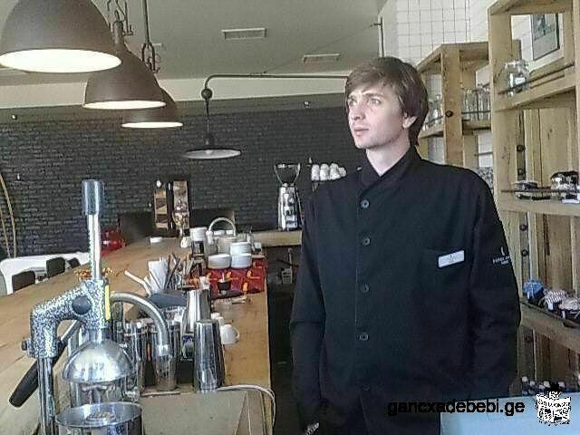 Bartender seeking for job