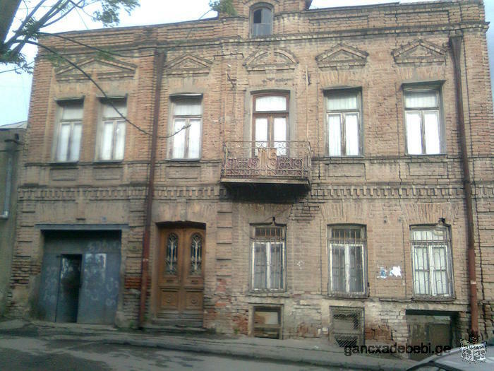 Big house for sale in center of Tbilisi