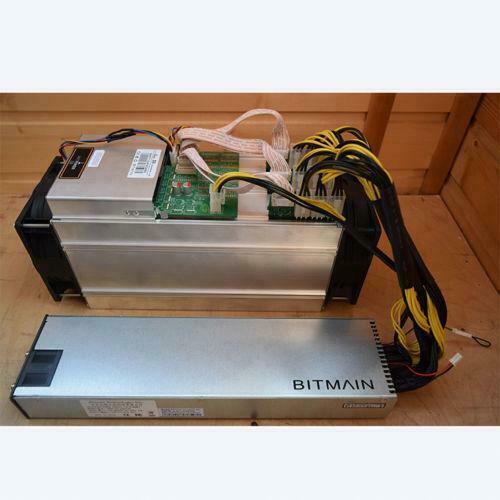 Bitmain Antminer S9 14TH/s + PSU