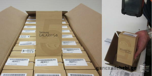 Buy 2 Get 1 Free . Newly Lunched Samsung Galaxy S5 64GB == $400 Usd