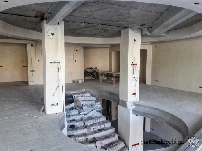 Commercial space for sale in the city center