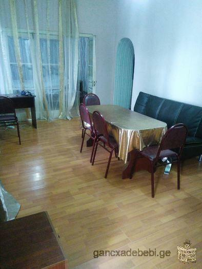 FOR RENT (2-bedroom flat in Ortachala / Krtsanisi district)