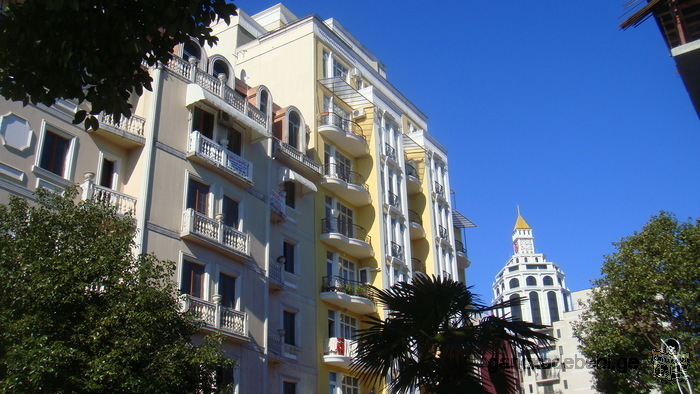 Flat for rent in the center of Batumi, Vazha Pshavela/Memed Abashidze, 1 day = 50 lari.