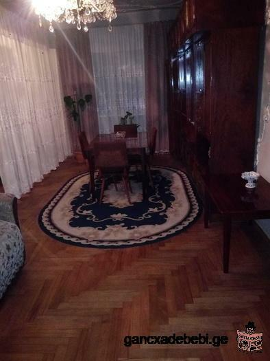 For Sale-five rooms flat in Rustavi.