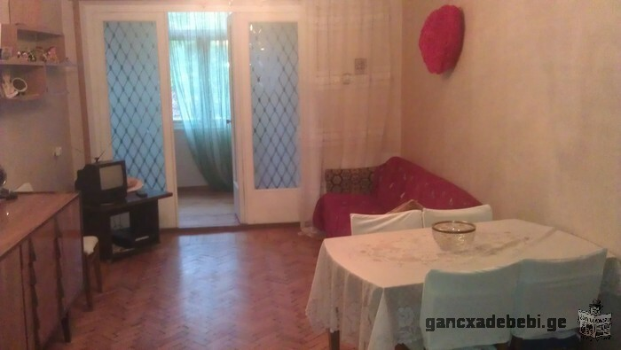 For a two-bedroom apartment in the town of Borjomi Likani,