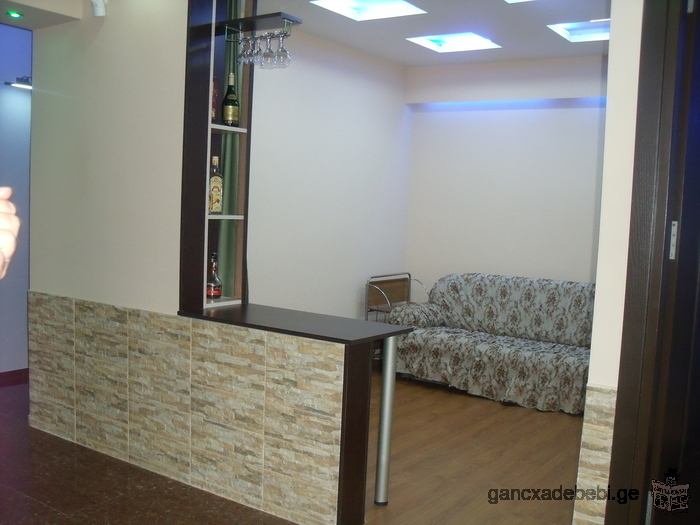 For rent 3 room flat in Batumi