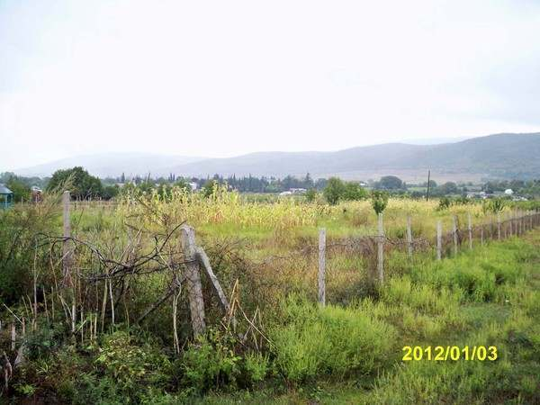 For sale land in village Galavani near Saguramo