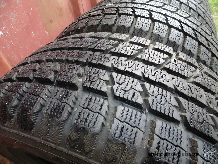 For tires. TOYO