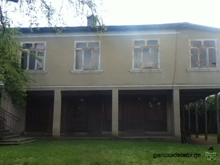 House for sale in Guria 2 Hz land