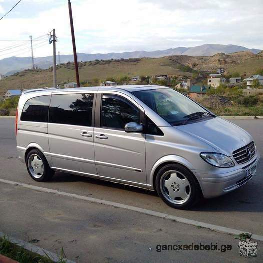 Mercedes Viano for rent