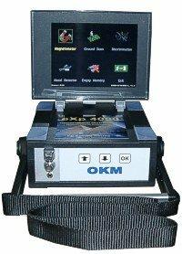 Metallodetector EXP 4000