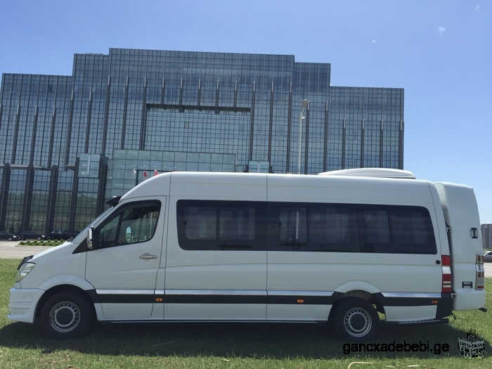 Mini Bus for Rent