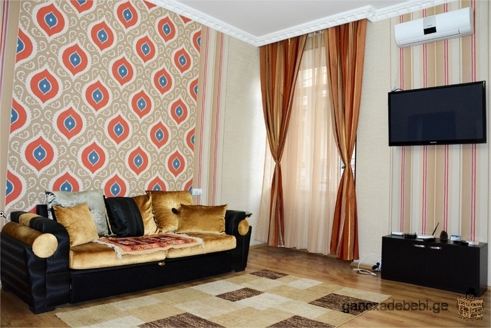 New apartment in Tbilisi center - for daily rent