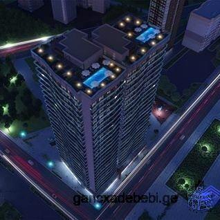New apartment in batumi prestigious area (100 meters from the sea)