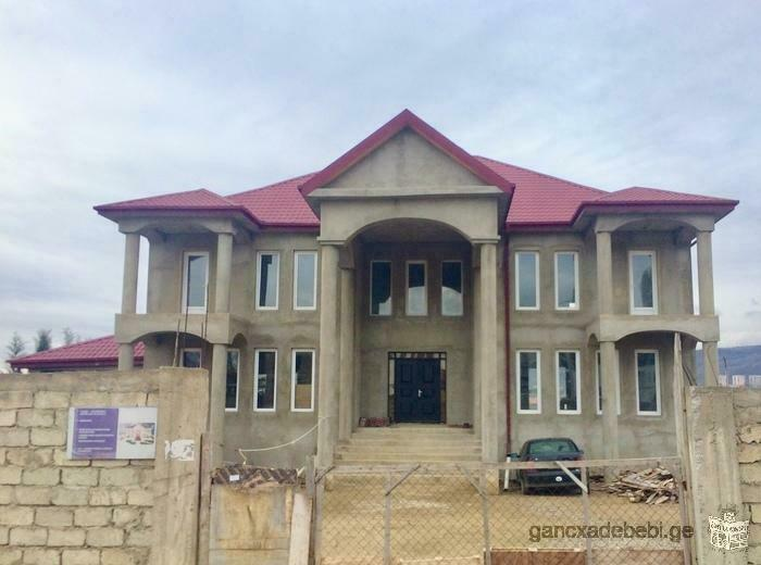 New house for sale in Digomi. 3 floors