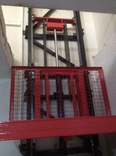 One Piston Load Lift