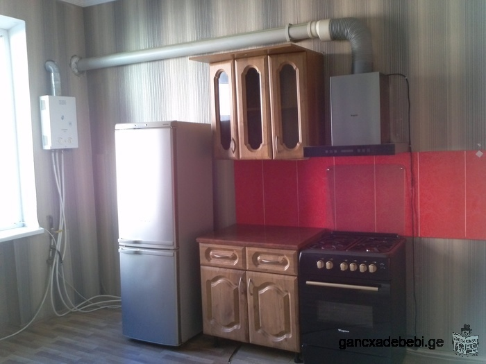 Quickly there is for sale 2 apartment in Варкетили. 3/4микро sunny side. In an apartment, there is r