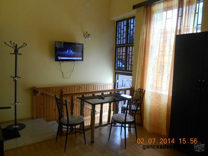 Rent apartment in the center of batumi. price one day