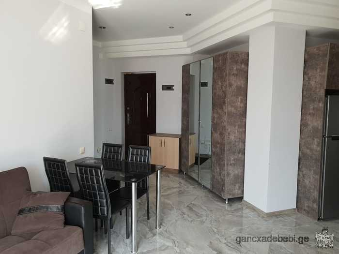 Sale 100% ready to move in 2 bedroom+ dining room appartment in Batumi