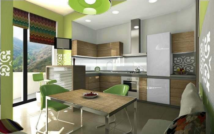 "Sales apartment in luxury complex ""Tbilisia"" in Vake!"