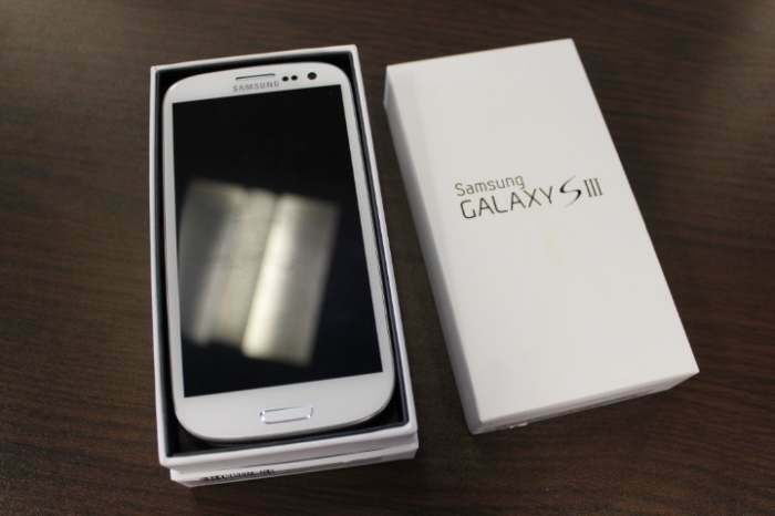 Samsung Galaxy S3 on Sale