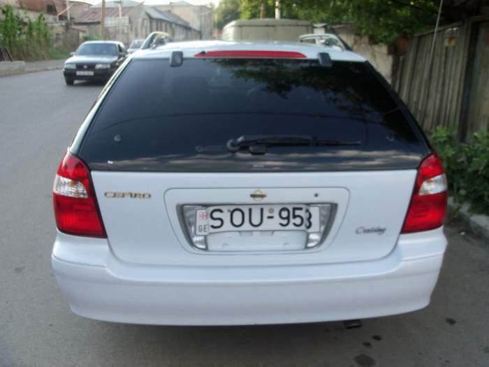 Sell Nissan Cefiro