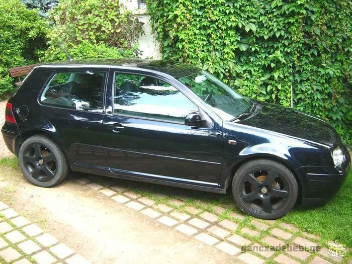 Selling tuned VW Golf 4 in Germany in very good condition