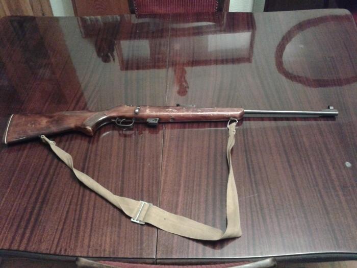 TOZ-17 01 Rifle
