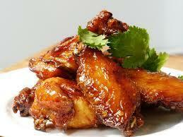 The food that gives man his wings @4047658820