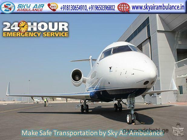 Top Leading ICU Air Ambulance Service in Shillong