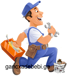Universal craftsman call: plumbing, electricity, construction and repair