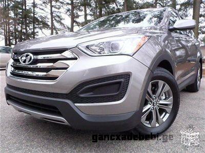 Urgently My 2013 Hyundai Santa Fe $14.000USD
