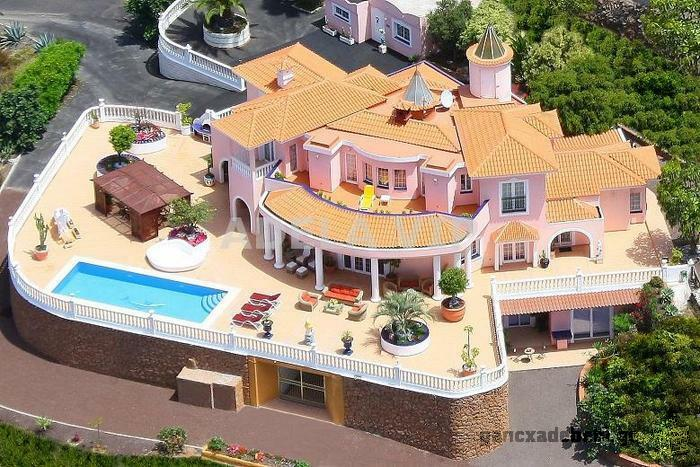 Villa Disney in Tenerife