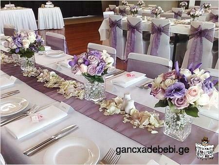 Wedding Design & Decor