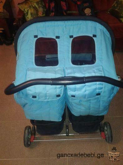 baby carriage for twins