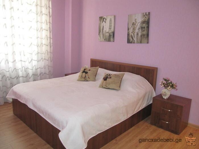 cozy apartment for rent in saburtalo