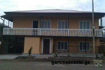 new 2 storey house for rent in Poti