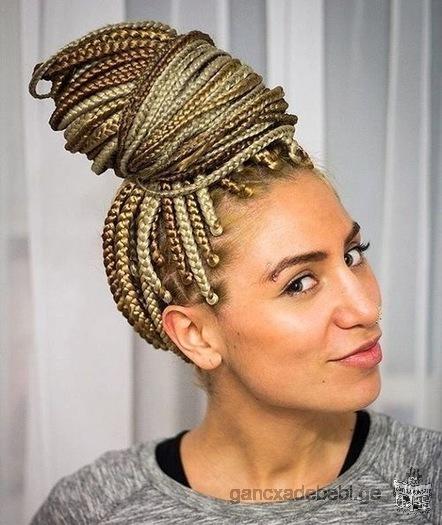 Salon de coiffure Afro-americain en Georgie Tbilissi ,Saburtalo khvichia rue 21