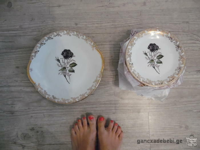 Service de table en porcelaine
