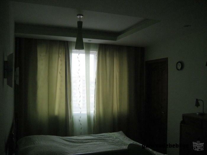 se vende un piso de cinco abitaciones en Rustavi