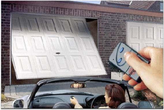 ავტომატური კარები და შლაგბაუმები ყველაზე ხელმისაწვდომ ფასად
