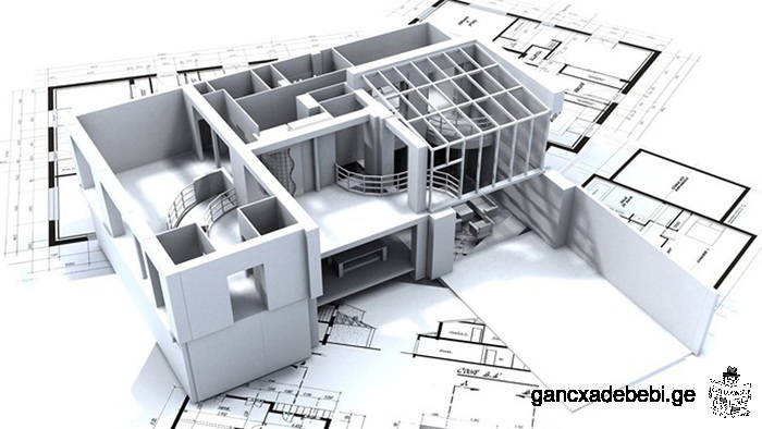 არქიტექტორებისა და ინტერიერის დიზაინერებისთვის