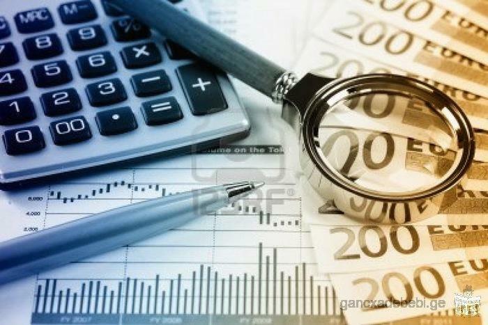 ბუღალტრები, საგადასახადო და ბიზნეს კონსულტანტები